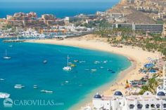 The Best Beaches in Los Cabos, Mexico Medano Beach