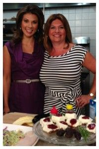 Ricotta Cheesecake Bites - Italian Recipes | Paleo Recipes | Cindy's Table | Cindy Barbieri Anschutz