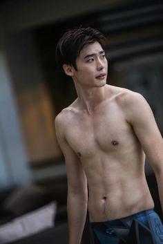"""Lee jongsuk from """"No breathing"""" movie"""