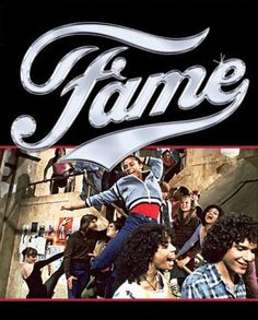 FAME - A stage musical based on the 1980 musical film. I saw it with American tour in Jacksonville. I didn't really enjoy it.
