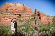 A Sedona Affair: A Private Ceremony at the Enchantment Resort - Simply Elope