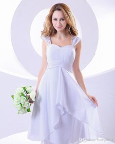 Two Shoulder Knee Length Short Bridesmaid Dress /homecoming Bridesmaid Dress | Buy Wholesale On Line Direct from China