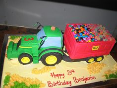 Tractor Cakes for Boys | Recent Photos The Commons Getty Collection Galleries World Map App ...