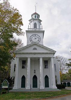 Kennebunkport Church  Kennebunkport Maine
