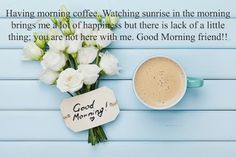 Top Good Morning Love Quotes Messages with Pictures for Friends – Fashion Cluba Good Morning Dear Friend, Good Morning Love Messages, Morning Love Quotes, Good Morning Greetings, Pictures For Friends, Messages For Friends, Friends Fashion, Funny Cards, Good Thoughts