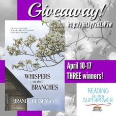 Author Interview (and a Giveaway!): Brandy Heineman - Reading Is My SuperPower