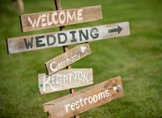 What a cool idea for outside wedding #TKMaxxBridalEvent