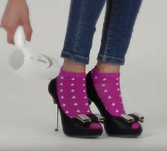 truques amaciar sapato