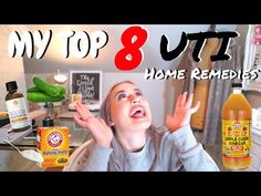8 Easy Ways To Get Rid Of A UTI Fast - YouTube