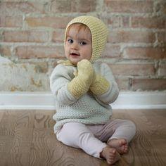 Late Summer Mittens from Bonnet Pattern, Free Pattern, Baby Knitting Patterns, Free Knitting, Knit Or Crochet, Crochet Baby, Linen Stitch, Mittens Pattern, Labor