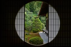 Funda-in Temple in Kyoto by Tak Iwayoshi
