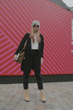 Video: Marie Claire Catches Up With More Stylish People at LFW on Day 3 | Marie Claire