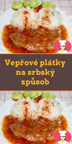 Veprové plátky na srbský zpusob Lasagna, Ethnic Recipes, Food, Essen, Meals, Yemek, Lasagne, Eten
