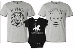 Set of 3 Family Shirts daddy mommy and baby shirts baby