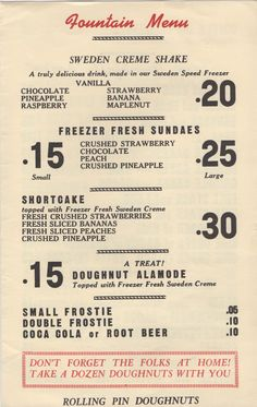 60s lounge menu google search vintage restaurant pinterest 60s restaurant menus google search malvernweather Gallery