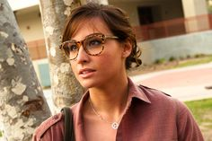 Allison Scagliotti as LEAH.