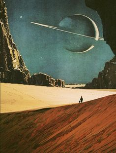 ayhamjabr: Surreal Mixed Media Collage Art by Ayham Jabr. Collage Kunst, Collage Art Mixed Media, Arte Sci Fi, 70s Sci Fi Art, New Retro Wave, Bild Tattoos, Poster Design, Vintage Space, Science Fiction Art