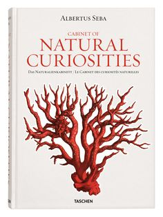 Cabinet of Natural Curiosities from Taschen Books on Gilt
