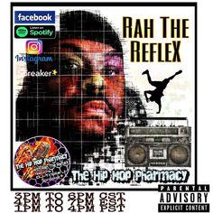 R U Hip Hop? #thehiphoppharmacy #rahthereflex #djtriplejtheveteran #chicagoradio #chicagomedia #chicago #therealhiphop #hiphopculture #hiphopmusic #hiphop #newyork #newjersey #neworleans #losangeles #atlanta #philadelphia #detroit #stlouis #miami #bars #lyrics #lyricist #lyricism