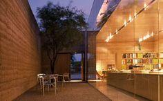 Modest yet Beautiful Minimalist Desert House Design   DigsDigs