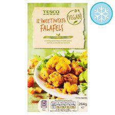 A spiced blend of sweet potato, carrots, chickpeas and dried apricots. Slimming World Tesco, Slimming World Recipes, Tesco Groceries, Weight Watchers Snacks, Dried Apricots, Falafel, Sweet Potato, Carrots, Spices