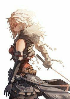 New concept art anime character reference 61 Ideas Fantasy Warrior, Fantasy Girl, Fantasy Anime, Chica Fantasy, Anime Warrior, Warrior Girl, Fantasy Monster, Warrior Women, Warrior Princess