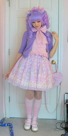 My wife got me into Lolita style and I enjoyed it so much that I'm now her twelve year old daughter! Best of all, mommy's getting married soon and I'm gonna get a new daddy.