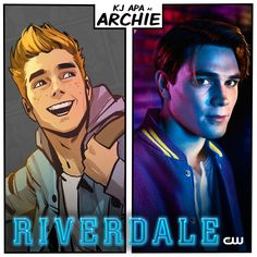 From the world of ARCHIE COMICS, KJ Apa is Archie on The CW's new series #Riverdale. Watch it now on The CW App: on.cwtv.com/RVRNowfb