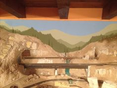 Diorama in costruzione  (under costruction)