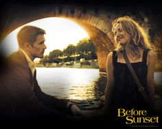 I like the first movie - but this second movie is dialogue-driven-adult-love-story-in-Paris movie magic.