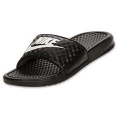 b8d482db7faa Women s Nike Benassi JDI Swoosh Slide Sandals