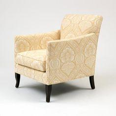 Chloe Chair   Shop: Custom Furniture   Sarah Richardson Design