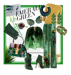 Designer Clothes, Shoes & Bags for Women Alberta Ferretti, Anna, Gucci, Polyvore, Design, Women, Woman