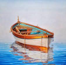 Image result for watercolour boat scenes