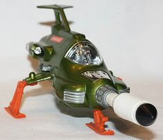 For those of you who aren& in the know this is the Interceptor from the classic seventies sci-fi TV series UFO by legendary creator Gerry Anderson. Sci Fi Tv Series, Sci Fi Tv Shows, Best Tv Shows, Best Shows Ever, Joe 90, Space Hero, Sci Fi Spaceships, 70s Toys, Space Crafts