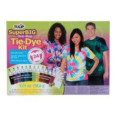 Tulip® Super Big Tie-Dye Kit - OrientalTrading.com