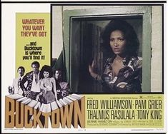 Fred Williamson, Pam Grier, Foxy Brown, Films, American, Cards, Cinema, Movies, Movie