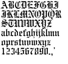 Cursive Tattoo Fonts: Gorgeous Curly Cursive Font Tattoos