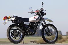 Yamaha XT 250 (1982)