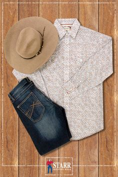 4e9fc7ac128 Not sure what will match with your Larry Mahan hat  Match your Larry Mahan  Dawson · Western OutfitsWestern WearSuits ...
