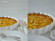 Tarta de manzana rápida Macaroni And Cheese, Flora, Muffins, Pie, Cookies, Ethnic Recipes, Desserts, Cheesecakes, Mary