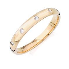 Mia Stackable Wedding Band 510021141 | Rings from Martin Busch Inc. | New York, NY