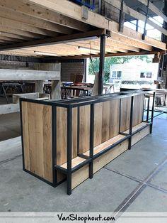 een op maat gemaakte bar bij het restaurant los latinos in roosendaal ben je benieuwd naar heel het interieur opening van