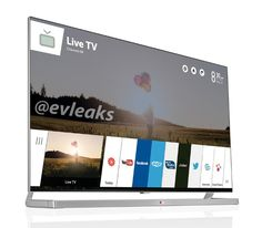 Here It Is The Appearance Of WebOS TV From LG