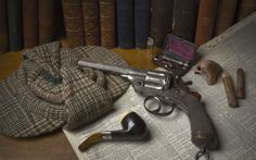 Sherlock Holmes at the Museum of London: 'thrilling'