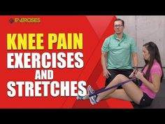 5 Exercises That Will Make Your Knee Pain Go Away - Exercises For Injuries