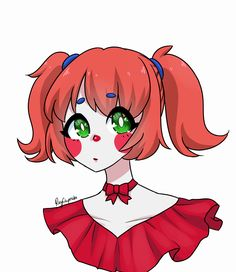 Circus Baby is so precious but yet so deadly. Freddy S, Fnaf Drawings, Cute Drawings, Five Nights At Freddy's, Anime Circus, Sister Location Baby, Baby Cosplay, Fnaf Baby, A Hat In Time