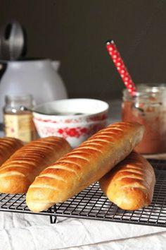recette facile de baguette viennoise 0001 LE MIAM MIAM BLOG