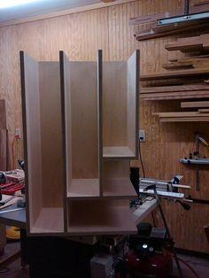Scrap Lumber and Cutoff Sorting Cart