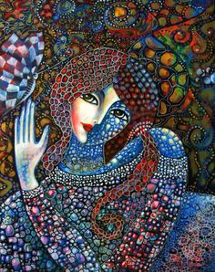 Midsummer Nights Dream by Jasmin Aldin